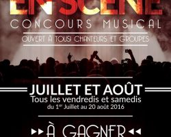 RED BARREL CONCOURS MUSICAL