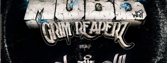 L Album De La Semaine /  Grim Reaperz ft Infamous Mobb West, « The Cycle ».( Just Listen Record)