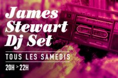 James Stewart Dj Set
