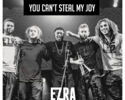 L'album de la semaine est You Can't Steal my Joy de Ezra Collectiv ( Enter The Jungle records)