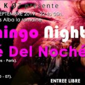 Flamingo Night – Pépé del Noche