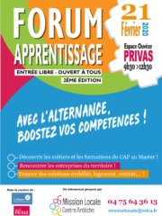 Forum d'apprentissage de Privas