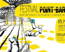 On ne lit plus la bande dessinée, on la vit – Festival Point Barre – Performances autour de la BD – 18-19 septembre ( piscine tournesol, Privas)