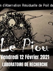 LE PIOU | Spectacle performance